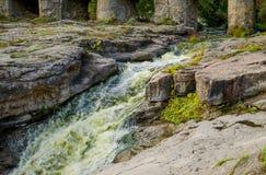 Φαράγγι την παραμονή του φθινοπώρου στοκ φωτογραφία με δικαίωμα ελεύθερης χρήσης