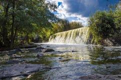Φαράγγι την παραμονή του φθινοπώρου στοκ φωτογραφίες με δικαίωμα ελεύθερης χρήσης