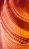 φαράγγι της Αριζόνα αντιλοπών Στοκ εικόνα με δικαίωμα ελεύθερης χρήσης