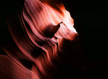 φαράγγι της Αριζόνα αντιλοπών Στοκ φωτογραφίες με δικαίωμα ελεύθερης χρήσης