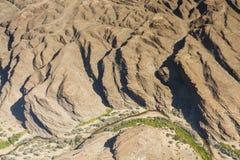 Φαράγγι του ποταμού Swakopmund Στοκ φωτογραφίες με δικαίωμα ελεύθερης χρήσης