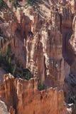 Φαράγγι του Bryce, ΗΠΑ. Στοκ Εικόνα