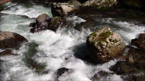 Φαράγγι Breitach απόθεμα βίντεο