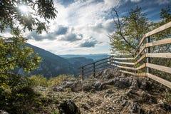 Φαράγγι Catak Στοκ εικόνες με δικαίωμα ελεύθερης χρήσης