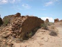 Φαράγγι Chaco, N.M. Στοκ Φωτογραφίες