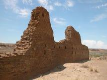 Φαράγγι Chaco, N.M. Στοκ Εικόνες