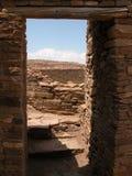 Φαράγγι Chaco, N.M. Στοκ φωτογραφία με δικαίωμα ελεύθερης χρήσης