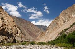 Φαράγγι Cotahuasi, Περού στοκ φωτογραφία με δικαίωμα ελεύθερης χρήσης