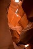 φαράγγι NP της Αριζόνα αντιλ&o Στοκ φωτογραφία με δικαίωμα ελεύθερης χρήσης