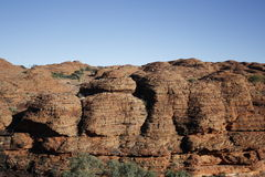 Φαράγγι NT Αυστραλία βασιλιάδων Στοκ φωτογραφία με δικαίωμα ελεύθερης χρήσης