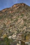 Φαράγγι Sabino του Tucson Στοκ Εικόνα