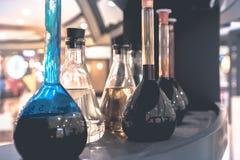 Φαρμακείο και χημεία Στοκ εικόνα με δικαίωμα ελεύθερης χρήσης