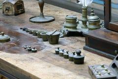 Φαρμακείο στο φραντσησθανό μοναστήρι σε Dubrovnik στοκ φωτογραφία με δικαίωμα ελεύθερης χρήσης
