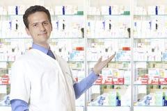 Φαρμακείο στοκ εικόνες