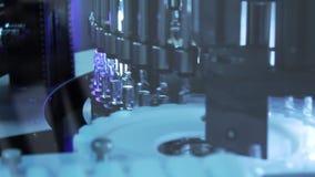 Φαρμακευτικός ποιοτικός έλεγχος του ιατρικού φιαλιδίου Τεχνολογία υπεριώδους ελέγχου φιλμ μικρού μήκους