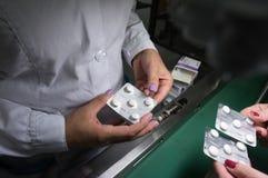 Φαρμακοβιομηχανία Στοκ εικόνα με δικαίωμα ελεύθερης χρήσης
