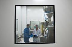 Φαρμακοβιομηχανία Στοκ φωτογραφίες με δικαίωμα ελεύθερης χρήσης