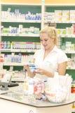 Φαρμακοποιός στοκ εικόνα με δικαίωμα ελεύθερης χρήσης