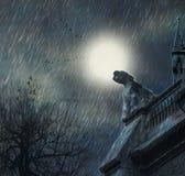 Φασματική νύχτα στοκ φωτογραφίες