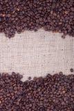 φασολιών καφές που ψήνετ&alph Στοκ Εικόνες
