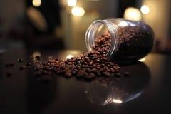 Φασόλια καφέ Στοκ φωτογραφίες με δικαίωμα ελεύθερης χρήσης