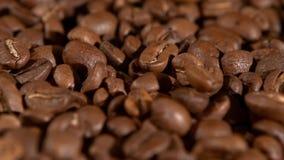 Φασόλια καφέ και να αφορήσει burlap την απόλυση φιλμ μικρού μήκους