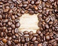 Φασόλια καφέ στο δάσος Στοκ φωτογραφίες με δικαίωμα ελεύθερης χρήσης