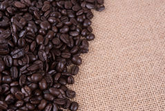Φασόλια καφέ, arabica ψητού καλύτερος καφές της Ταϊλάνδης καφέ Στοκ Εικόνες