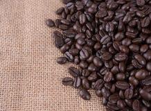 Φασόλια καφέ, arabica ψητού καλύτερος καφές της Ταϊλάνδης καφέ Στοκ φωτογραφία με δικαίωμα ελεύθερης χρήσης