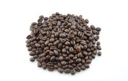 Φασόλια καφέ Peaberry Στοκ Εικόνες