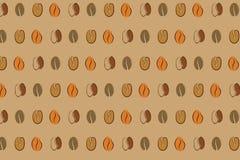 Φασόλι καφέ απεικόνιση αποθεμάτων