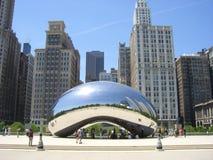 Φασόλι του Σικάγου Στοκ εικόνες με δικαίωμα ελεύθερης χρήσης
