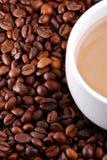 Φασόλι Coffe Στοκ Εικόνες