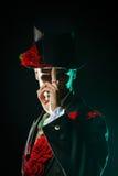 Φαλλοκράτης μάγων Στοκ φωτογραφία με δικαίωμα ελεύθερης χρήσης