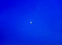 Φεγγάρι και το αστέρι Στοκ φωτογραφία με δικαίωμα ελεύθερης χρήσης