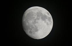 φεγγάρι κρατήρων Στοκ φωτογραφία με δικαίωμα ελεύθερης χρήσης