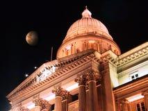 φεγγάρι Σινγκαπούρη Στοκ Εικόνες