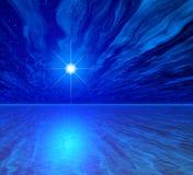 φεγγάρι φαντασίας Στοκ φωτογραφία με δικαίωμα ελεύθερης χρήσης