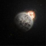 φεγγάρι Στοκ Φωτογραφίες