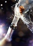 φελλός σαμπάνιας Στοκ φωτογραφία με δικαίωμα ελεύθερης χρήσης