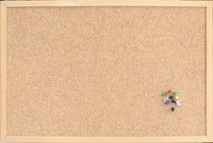 φελλός χαρτονιών Στοκ φωτογραφίες με δικαίωμα ελεύθερης χρήσης