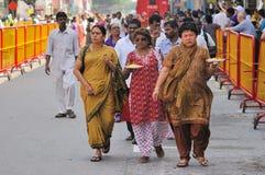 φεστιβάλ θιασωτών thaipusam Στοκ φωτογραφία με δικαίωμα ελεύθερης χρήσης