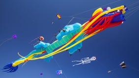 Φεστιβάλ ικτίνων Fuerteventura Στοκ φωτογραφία με δικαίωμα ελεύθερης χρήσης