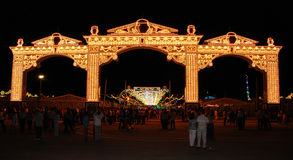 φεστιβάλ Ισπανία παραδο&sigma Στοκ Εικόνες