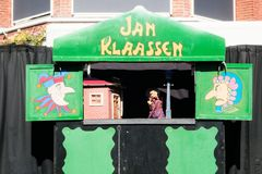 φεστιβάλ Κάτω Χώρα-Winschoten Waterbei οδός-τέχνης στοκ φωτογραφίες με δικαίωμα ελεύθερης χρήσης