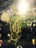 Φεστιβάλ κολοκύθας στοκ φωτογραφίες με δικαίωμα ελεύθερης χρήσης