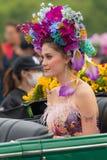 Φεστιβάλ λουλουδιών της Mai Chiang Στοκ Φωτογραφία