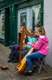 Φεστιβάλ μουσικής Ceol Fleadh, Ennis, Ιρλανδία Στοκ Εικόνες