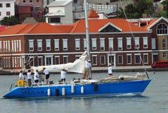 Φεστιβάλ ναυσιπλοΐας της Γρενάδας βαρκών φυλών Στοκ φωτογραφία με δικαίωμα ελεύθερης χρήσης