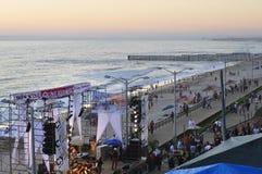 Φεστιβάλ παραλιών Tijuana Στοκ Εικόνες